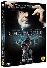 Character 1997 - All Region  Compatible Jan Decleir, Fedja van NEW DVD