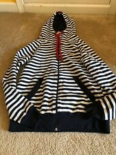 Cro Nautica Dubrovnik Terrycloth Sweatshirt, NWOT, Size Medium. Croatian Hoodie