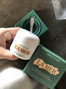 NIB CREME De LA MER the Moisturizing Cream Regeneration Intense 1oz 30ml