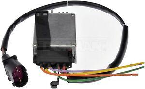 02-06 A4 QUATTRO A4 3.0L 1.8L 3.2L 2.0L 600 WATTS ENGINE COOLING FAN MODULE