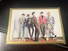 Kpop Shinee Postcard Photo Fanmade