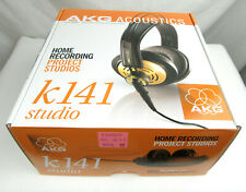AKG K141 Studio Headphones - New Old Stock, Free Shipping
