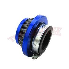 Blau 35mm Luftfilter Für  50cc 70cc 90cc 110cc 125cc Pit Dirt Bike ATV Quad