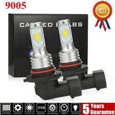 9005 LED Headlights Bulb Conversion Kit Super High/Low Beam 80W 20000LM 6000K