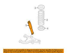 NISSAN OEM Rear-Shock Absorber or Strut 56200ZV60A