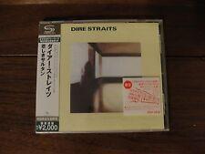 Dire Straits - Japan SHM CD UICY-91414 Jewel Case 1st Press