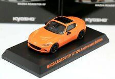 Kyosho 1/64 Mazda Roadster RF MX-5 30th Anniversary Edition