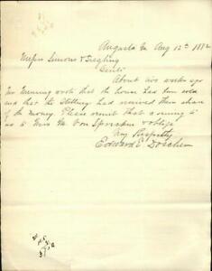1882 Augusta Georgia (GA) Letter Augusta