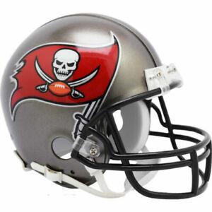 Tampa Bay Buccaneers 2020 VSR4 Riddell Football Mini Helmet New in box