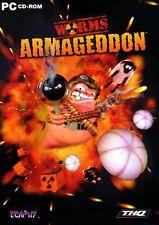 Worms ARMAGEDDON PC classico MicroProse culto gioco Top