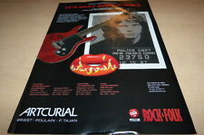 THE DOORS - ARTCURIAL !!!!!!2013 !!!FRENCH!!! PUBLICITE/ADVERT!!!