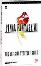 Final Fantasy VIII Official Strategy Guide: The Official Strategy Guide, Accepta