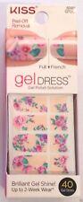 Kiss 40 Nail Gel Dress Gel Polish Solution Gel Strips Sugar & Spice