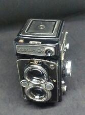 Yashica 24 TLR (220) Medium Format TLR Camera Dual Lens 1:3.5 1:2.8 f=80mm