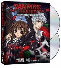 Vampire Knight: The Complete Anime Series DVD Season Box Set Brand NEW!