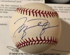 MICHAEL JORDAN Autographed Signed RAWLINGS Official MLB Baseball PSA U05387