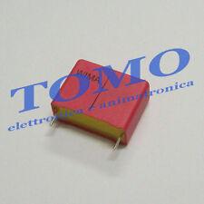 Condensatore poliestere 22nF 630VDC 400VAC code WIMA-22N-630