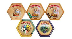 Tortuga Caribbean 4oz Rum Cake 5 Pack (Original,Coco,Choco,Mex.Vanilla,Blue Mtn)