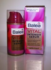 Balea Intensive anti age Firming Serum Vital for mature skin for wrinkle lines