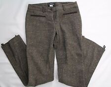 Bobby J. Brown Tweed Casual Pants Sz 5 Juniors Excellent Condition Drawstring