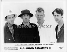 Big Audio Dynamite II Columbia Original Music Press Photo