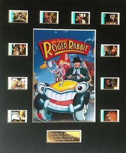 Who Framed Roger Rabbit - 35mm Film Display