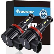 New listing Phinlion H8 H11 Led Fog Light Bulb 4000 Lumens Super Bright High Power Csp H16
