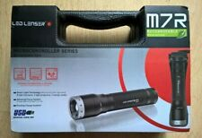 LED LENSER M7R RECHARGEABLE TORCH