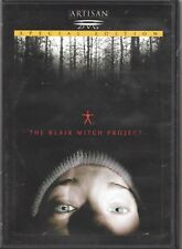 Movie DVD - THE BLAIR WITCH PROJECT - PRE-OWNED - Artisan Home Entertainment