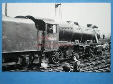 PHOTO  LMS CLASS 8F 2-8-0 LOCO 48309 AT SHEPTON MALLET 1965