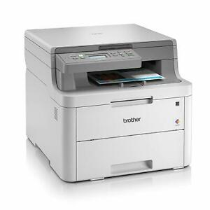 Brother DCP-L3510CDW A4 Colour Laser Printer Wireless Print Copy Scan
