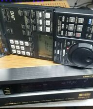 Jvc Hr-S8000U Super Vhs 4-Head Hi-Fi Vcr Player/Recorder w/ Remote Works Great!