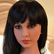 Lifelike Doll Heads Realistic Sex Dolls Oral Sex Toy for Men (only a head)