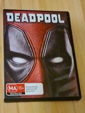 Deadpool DVD Region 4