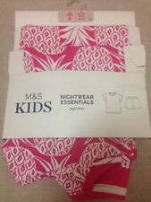 0e0db4a8d Marks and Spencer Girls  Cotton Blend Nightwear (2-16 Years)