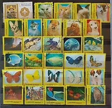 Duzik: Manama Mixed Selected Stamps (No046) *