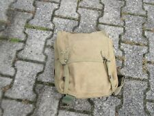 US Army USMC Canvas M36 Musette Bag Backpack Sturmgepäck Kampftasche WK2 WW2