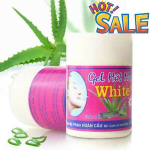 GEL HUT MUN White Aloe Vera Whiteheads Blackhead Pore Mask-New Nose Peel