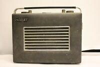 HACKER HERALD RP35 TRANSISTOR RADIO VINTAGE SPARE & REPAIR