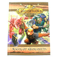 Glorantha The Second Age: Races Of Glorantha Vol. 1 RPG MGP 8176