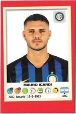 CALCIATORI 2018-2019 Panini Figurine-stickers n 252 INTER MAURO ICARDI
