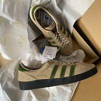 Adidas Lotherton Spezial Spzl Tech Gold Craft Green UK 8.5 EH3057