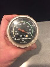 Vintage Chaparral Industries Bicycle Speedometer. Denver Colorado.