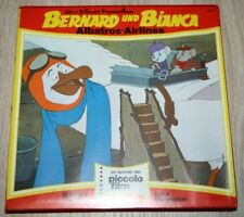 "Super 8 Film""Bernard und Bianca..Albatros-Airlines""""in Cover"""""