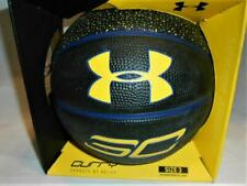 "Under Armour Ua Stephen Curry Golden State Warriors Mini Size 3 Basketball 7"" ga"