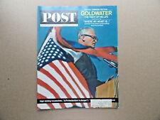 Saturday Evening Post Magazine October 24 1964 Complete