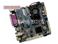 1PC  ITX-N270SE V1.02 Industrial Control Machine Motherboard #ZH