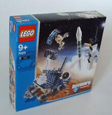 Lego® Discovery 7469 - Exkursion zum Mars  417 Teile 9+ - Neu