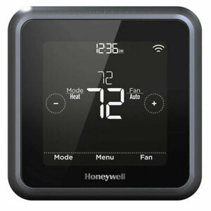 Honeywell Home T5+ Smart Programmable Thermostat w/ Power Adapter (RCHT8612WF)