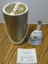 (3261) Norman Rockwell Bride & Groom Collectors Bell